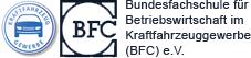 Logo des BFC. Ein Klick bringt Sie auf die BFC Webseite.