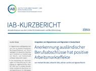 Cover IAB Kurzbericht