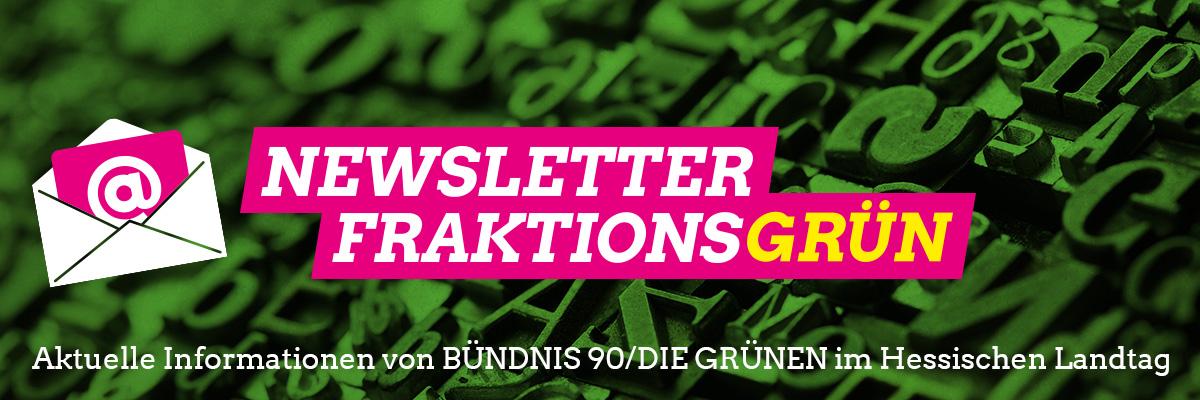 Headerbild Newsletter