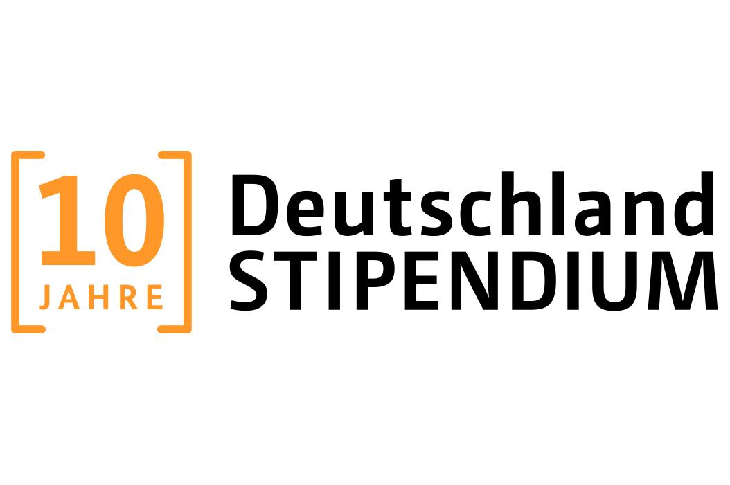 Logo Deutschlandstipendien