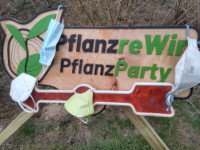 Pflanzparty