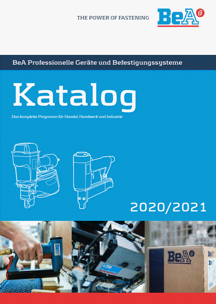 BeA Katalog 2020/21