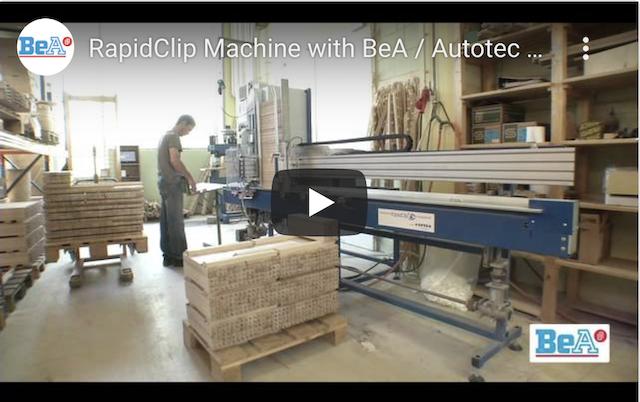 BeA Tools für die Polstermöbelindustrie