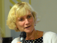 Gemeindereferentin Marion Stegmann