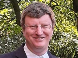 Pastor Stephan Scheve