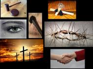 Möglichkeit zur Betrachtung des Kreuzwegs