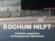 "Aktion ""Bochum hilft"""