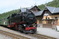 Zittauer Schmalspurbahn, Oybin, Sachsen