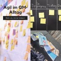 Agil im QM-Alltag