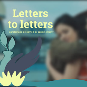 Letter to letters - cover