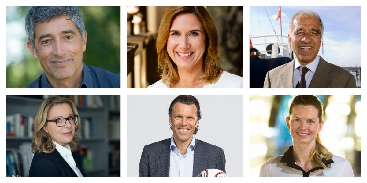 6 unserer Redner für Expertentalks