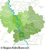 Klimawandelvorsorge in der Region Köln/Bonn