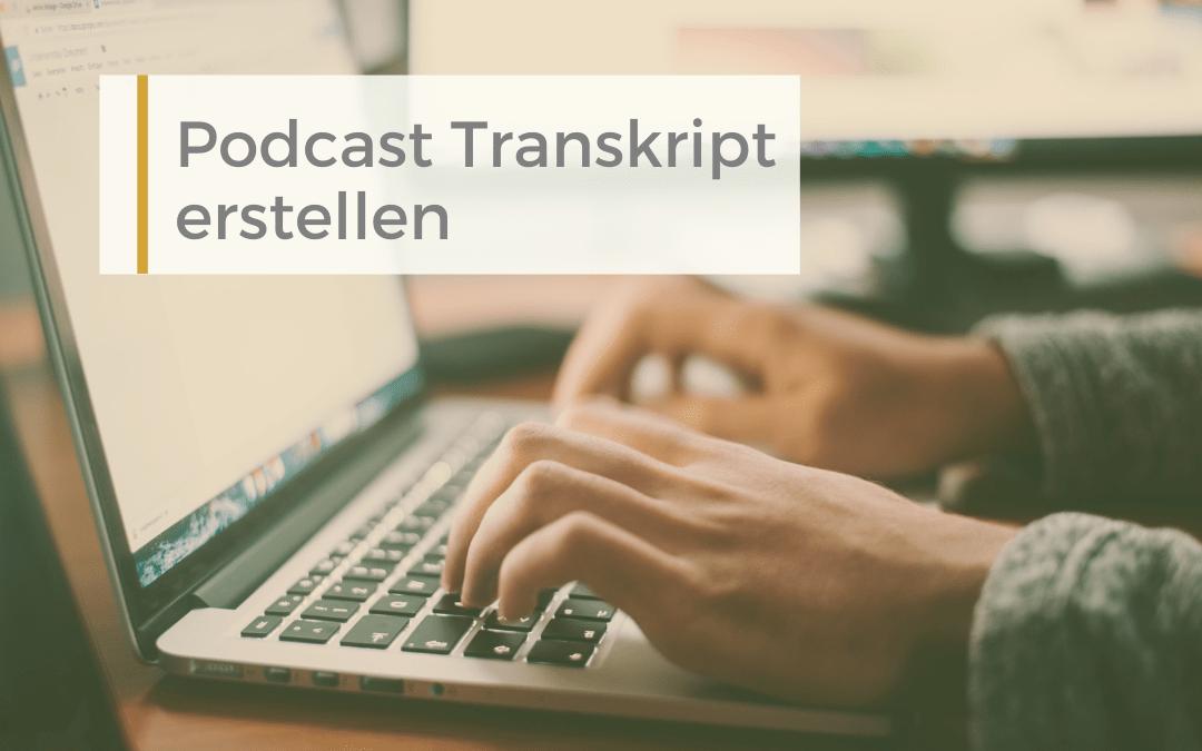 Podcast Transkript