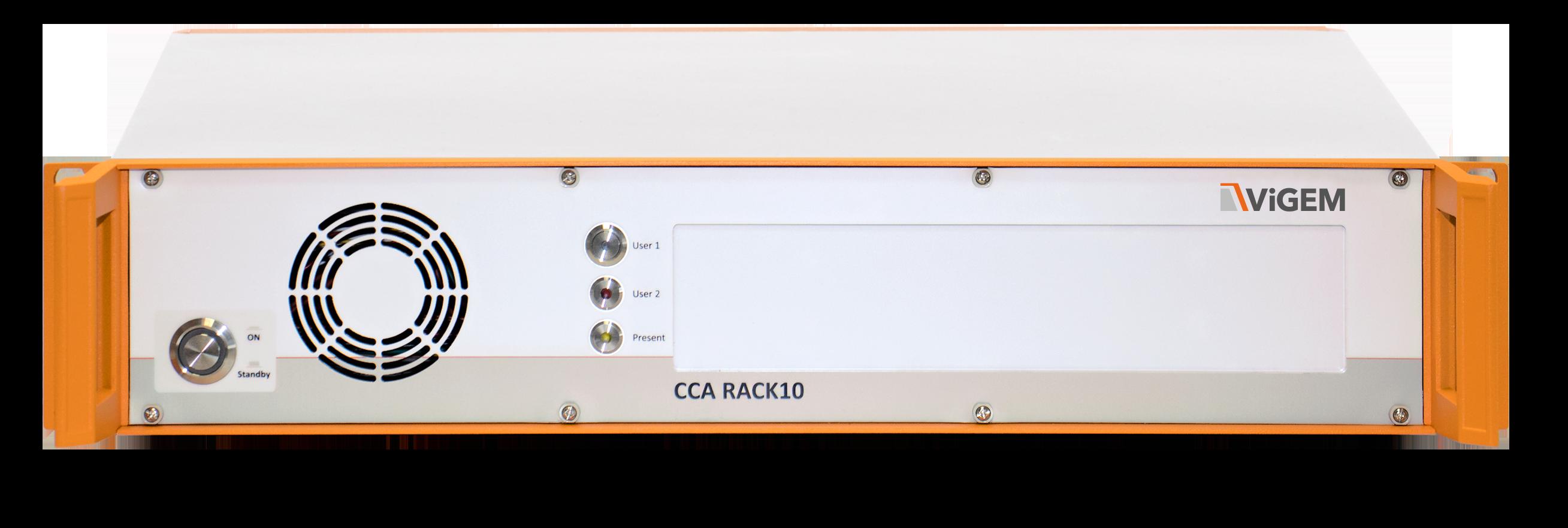 ViGEM CCA RACK10