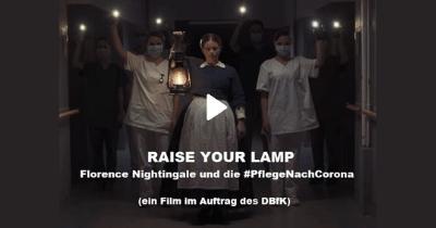 Raise your lamp