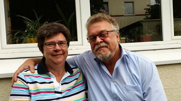 Ulrike und Martin Tulhoff