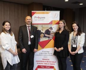 Unser Partner in Bosnien und Herzegowina, der Bürgerverein 'Progres'