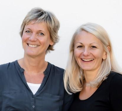 Regina Miehling und Lucija Lukić Holjan