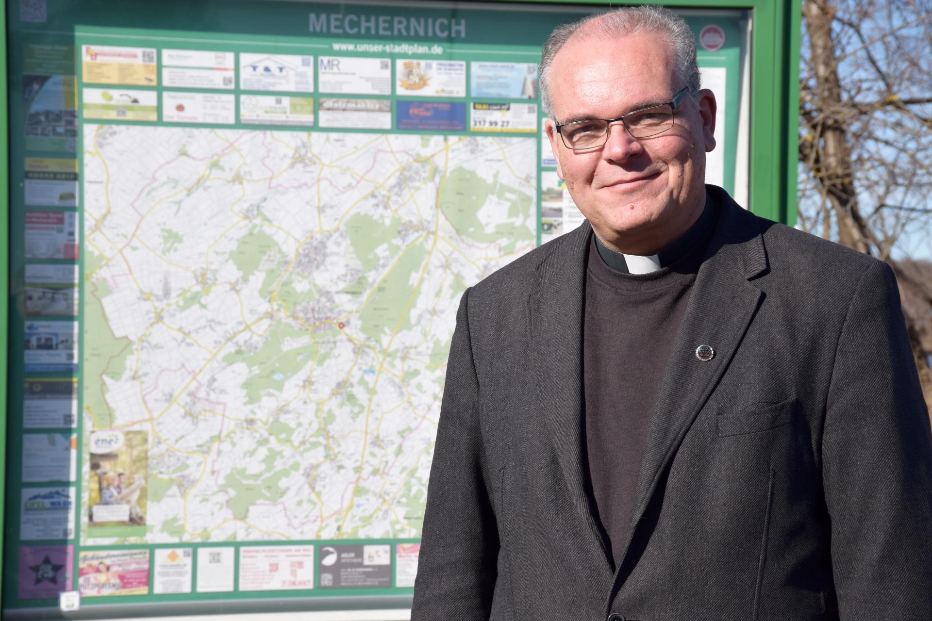 Pfarrer Pühringer