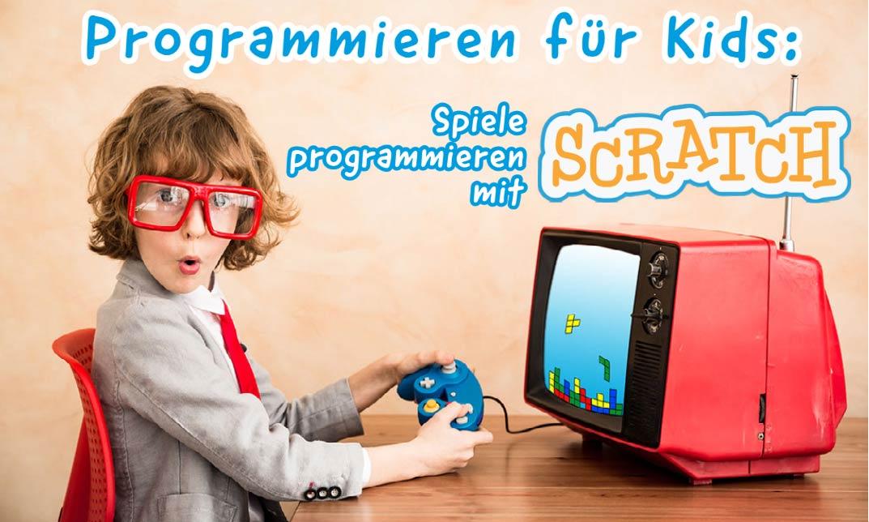 Games selbst programmieren mit Scratch   Kursangebot auch für Bildungseinrichtungen uvm.