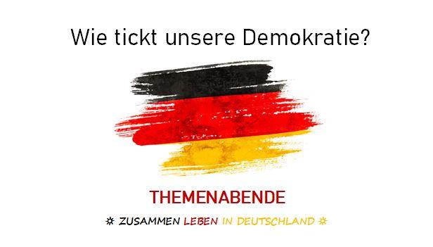 Wie tickt unsere Demokratie