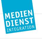 Logo Mediendienst Integration
