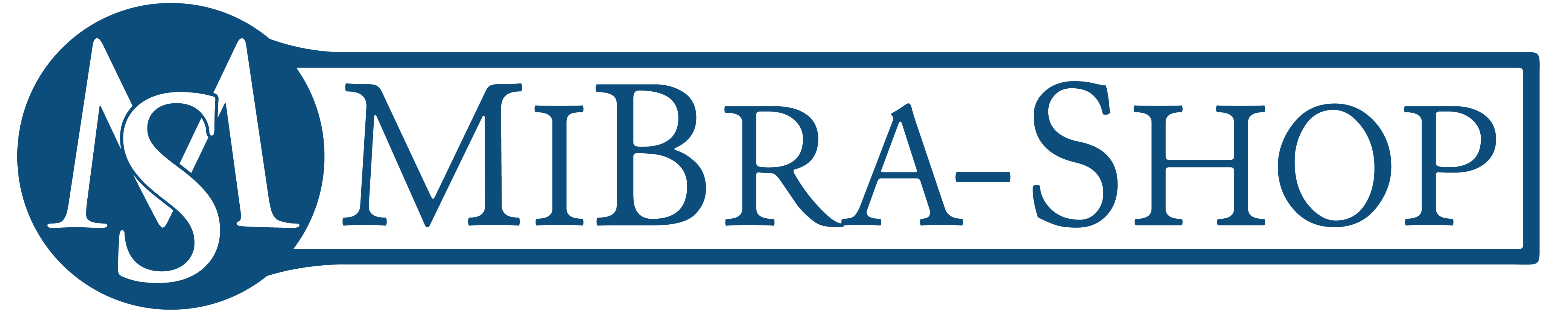 MiBra-Shop Logo