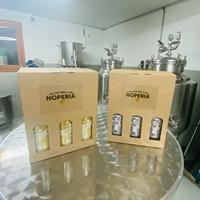 Bierauswahl der Hoperia