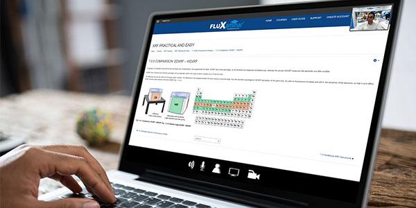 Séminaire en ligne: XRF en pratique