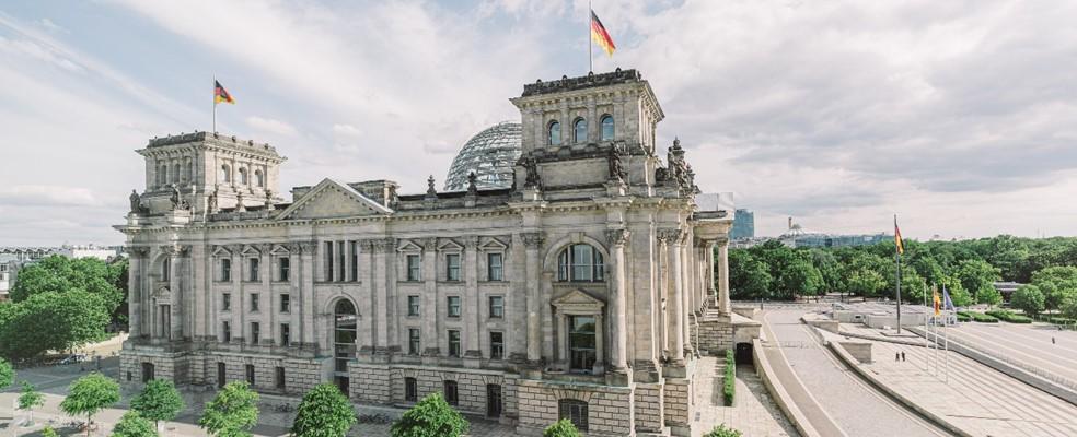 Reichstagsgebäude, Fionn Große