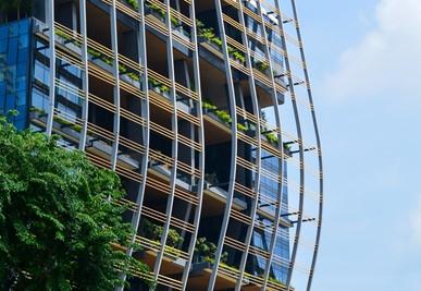 Hotel in Singapur, James Frewin (Unsplash)