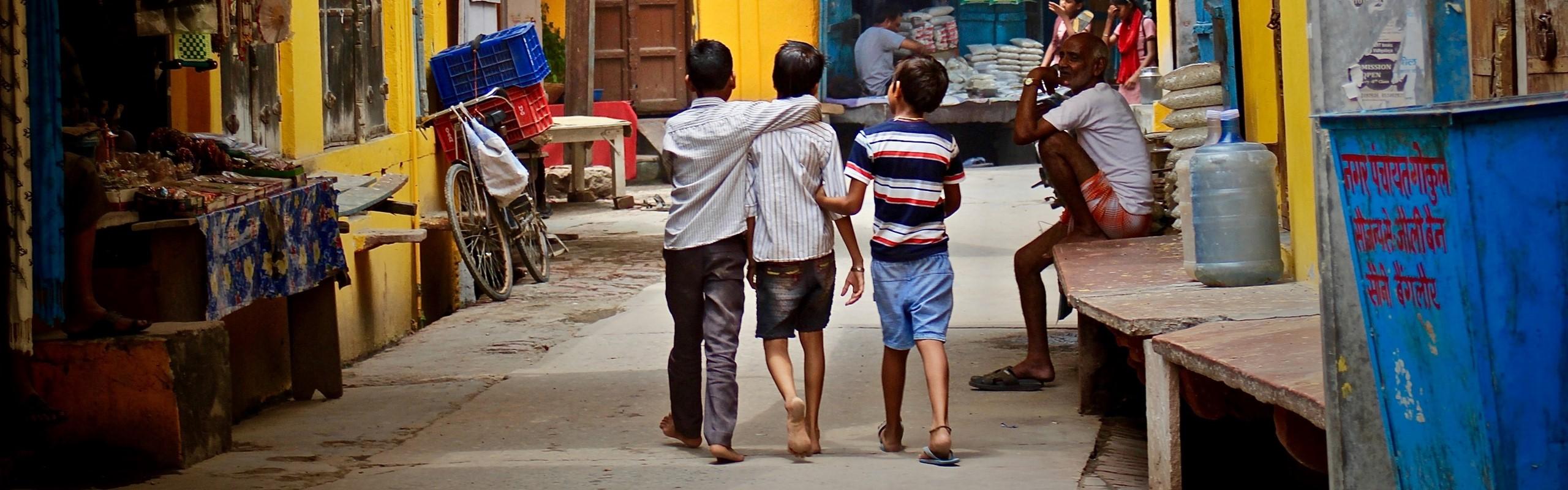 Unsplash: Charur Chaturvedi