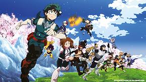 My Hero Academia – 4. Staffel