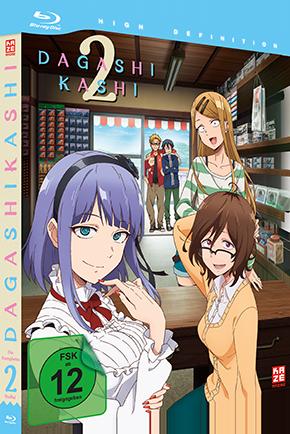 Dagashi Kashi Staffel 2