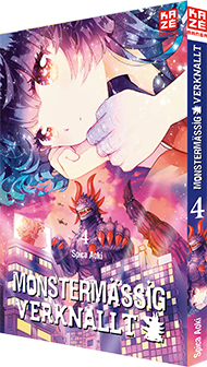 Monstermäßig verknallt – Band 4