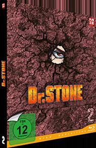 Dr. Stone – Blu-ray Vol. 2