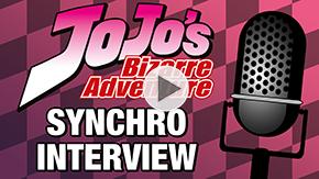 JoJo Synchro Interview