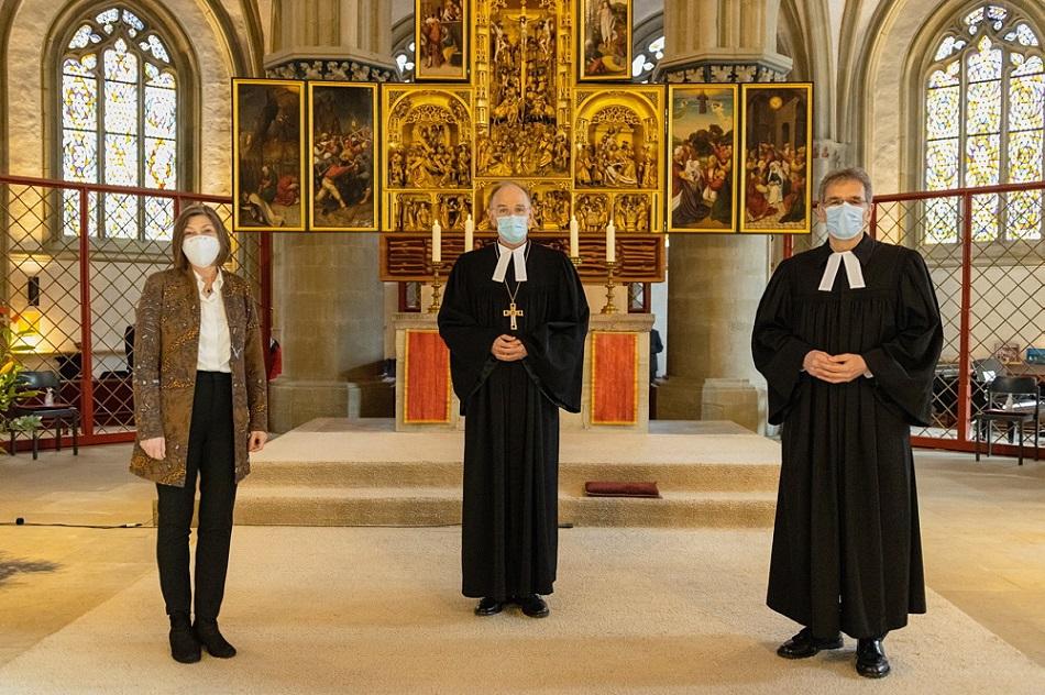 Einführung Regionalbischof Selter