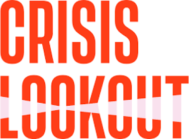 The image shows the logo of the Crisis Lockout