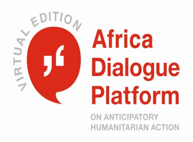 This image shows the logo of the Africa Dialogue Platform