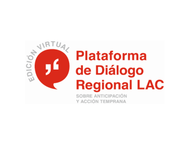 The image shows the logo of the Regional Dialogue Platform LAC