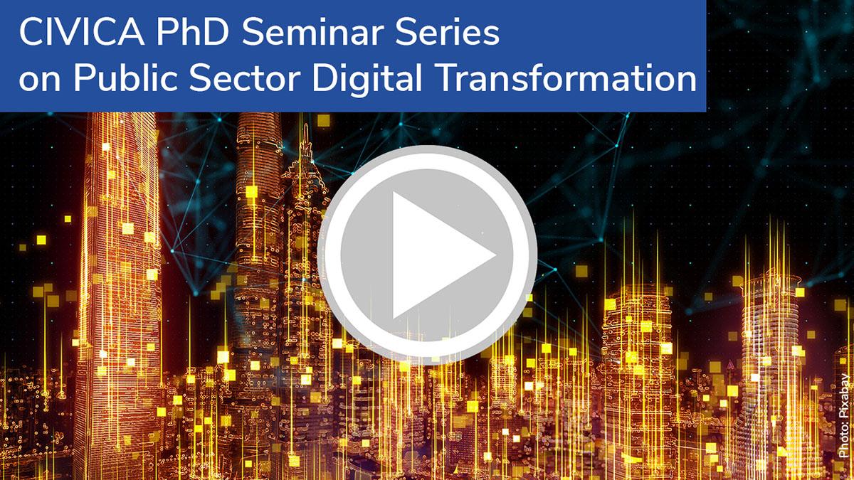 Public Sector Digital Transformation