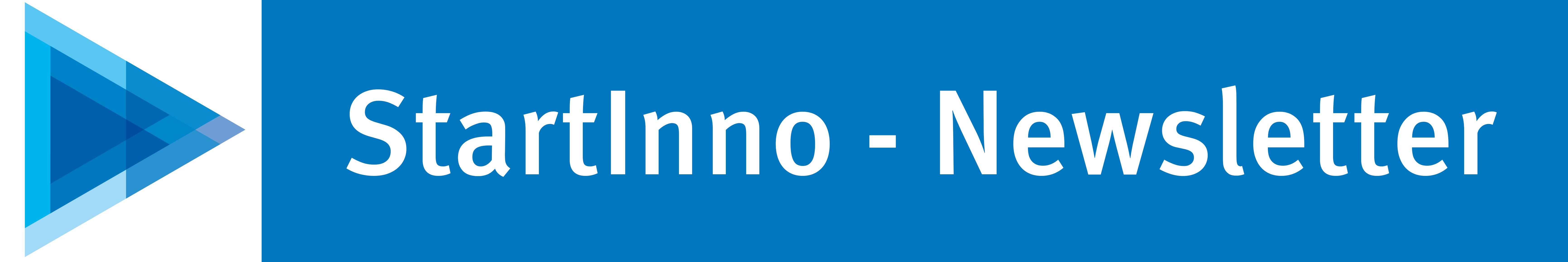 Willkommen zum StartInno-Newsletter