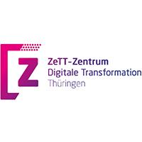 LOGO ZeTT Zentrum für Digitale Transformation Thüringen