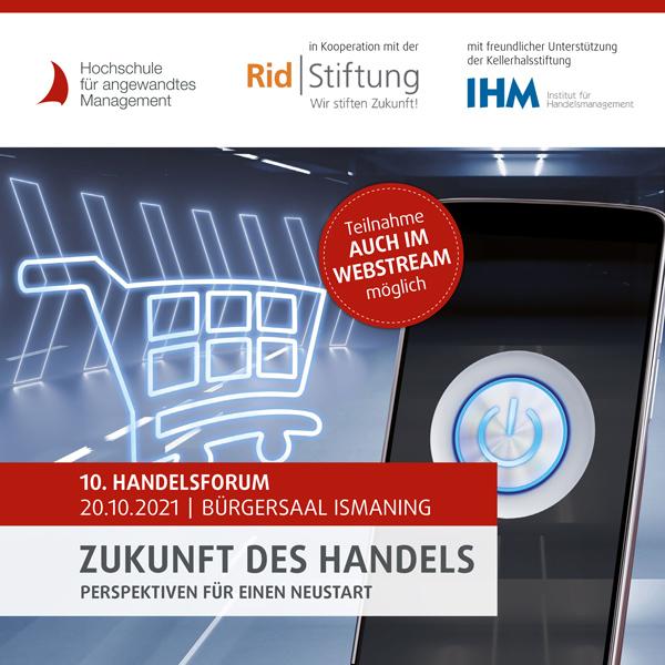 Handelsforum in Erding am 20.10.2021