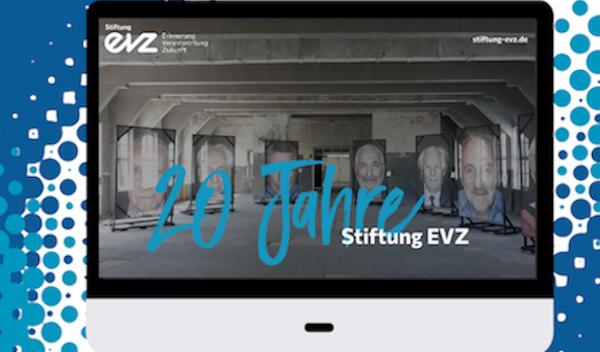 Jubiläums-Website