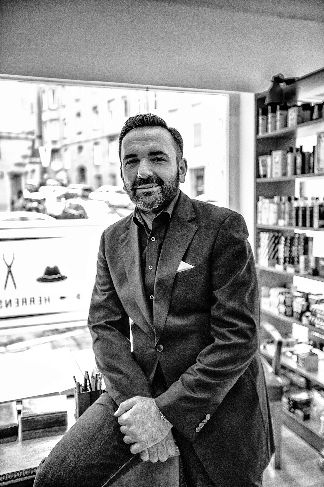 "Shpëtim Osmani alias ""Timi der Barbier"""