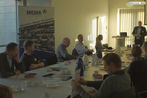 8. Februar - MEMA goes MARTIM Oberflächentechnik - Neue Lösungen zu Land und zu Wasser