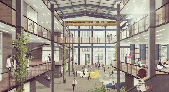 Campus Jahrhunderthalle Aachen (c) Kadans Science Partner
