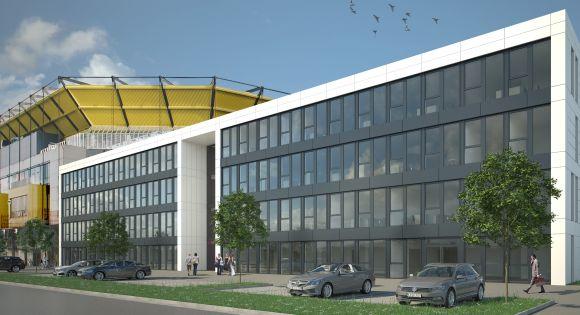 Tivoli Innovation Center (c) Goldbeck